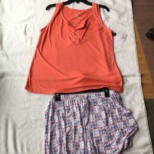 2piece sleepwear